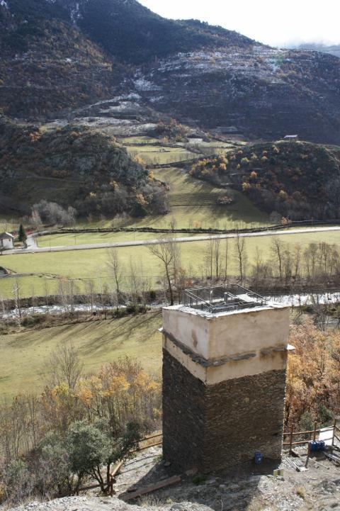 Mirador del Torre de Bruixes